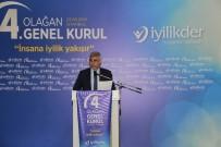 KADIR TOPBAŞ - Ahmet Turan Koçer, İyilik Derneği Genel Başkanı Seçildi