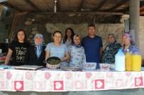 GÖZLEME - Babakale Köyünde Kadın Dayanışması