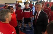 Başkan Babaoğlu Açıklaması 'Milli Sporcularımıza Güveniyoruz'