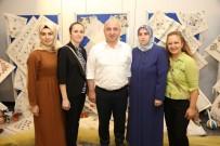 Başkan Bıyık, Bayan Kursiyerleri Yalnız Bırakmadı