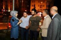 Başkan Rasim Arı, Nevşehir Sokaklarında