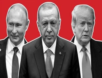 BBC duyurdu: Erdoğan, Putin'i 2'ye Trump'ı 4'e katladı