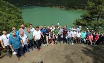 Boraboy Gölü Tabiat Parkı'nda Doğa Yürüyüşü