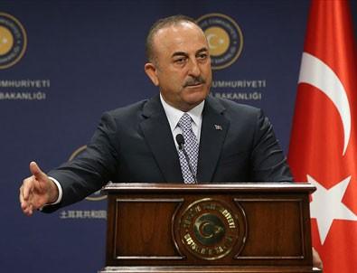 Dışişleri Bakanı Çavuşoğlu'dan, S-400 açıklaması