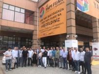 DTO Heyeti Turkeybuild İstanbul 2019 Fuarına Çıkarma Yaptı