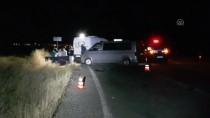 Gaziantep'te Trafik Kazası Açıklaması 1 Ölü