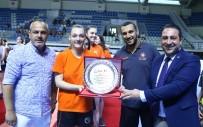 BURHAN FELEK - Genç Kızlar Türkiye Şampiyonası Sona Erdi