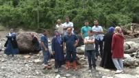 İstanbul'dan Geldiler, Selden Kıl Payı Kurtuldular