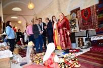 Kırşehir'de 'Tarihim, Kültürüm, Mirasım' Sergisi Açıldı