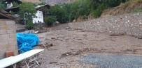 Köy Muhtarı Selin Gelişini Cep Telefonuyla Görüntüledi