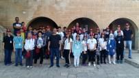 BALıKLı GÖL - Kuzeyin Çocukları Gaziantep'in Ve Şanlıurfa'nın Tarihi Ve Turistlik Yerlerini Gezdi