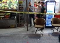 Sancaktepe'de Markete Silahlı Saldırı Açıklaması 1 Ölü