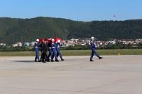 Şehit Asker Yalova'da Törenle Karşılandı