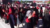 Süleyman Demirel Üniversitesinde Mezuniyet Heyecanı