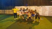 ŞAMPİYONLUK KUPASI - Türkeli'de Futbol Turnuvası Sona Erdi
