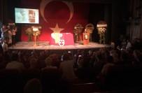 GALATASARAY - Ünlü Tiyatrocu Enis Fosforoğlu İçin Tören Düzenlendi