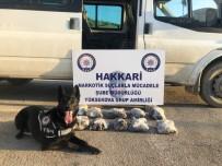 Yüksekova'da 23 Kilo Uyuşturucu Ele Geçirildi