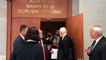 ZEKERIYA ÖZ - ABD'nin İstanbul Başkonsolosluğu Görevlisi Cantürk'ün Yargılandığı Dava