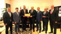 AK PARTI - Başkan Kılıç'tan Eczacılık Fakültesi Teşekkürü