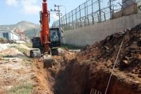 KANALİZASYON - Başkan Tanglay, Belediyenin Çalışmalarını Anlattı