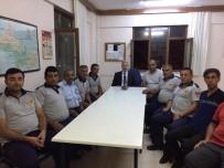 Başkan Yardımcısı Tohumcu'dan Gece Denetimi