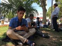 Elazığ'da Sıcaklar Arttı, Termometreler 42  Dereceyi Gösterdi