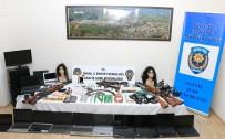 Gizli Kameralı, Bombalı Hamilelik Şantajı Yapan Fuhuş Çetesine Baskın Açıklaması 31 Gözaltı