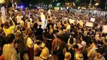 SEÇIM SISTEMI - Gürcistan'daki Protestolar Devam Ediyor