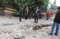 KANALİZASYON - İnönü Belediyesi'nden Kilit Taşı Açıklaması