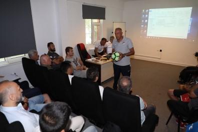 'Kaleci Eğitim Semineri Ve Kaleci Kampı' Başladı
