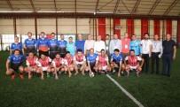 Kamuda Kurumlararası Futbol Turnuvası Başladı