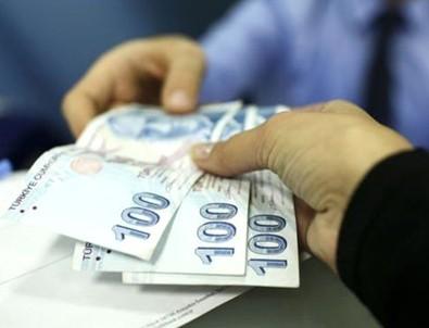 Memur ve emeklilerin zamlı maaşları