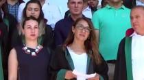 ADLIYE SARAYı - Mersin'de Avukata Kesici Aletle Yapılan Saldırı