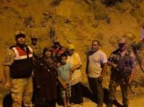 Piknikte Kaybolan Çocuğu Jandarma Buldu