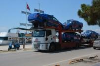 JANDARMA GENEL KOMUTANLIĞI - Sinop'ta Jandarmaya 6 Yeni Araç