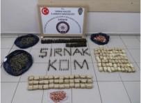 Şırnak'ta Silah Kaçakçılarına Darbe