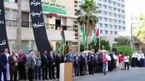 FILISTIN - Ürdün'de Bahreyn Çalıştayı Protesto Edildi