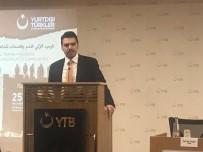 FILISTIN - 'Ürdün'de Kadim Türk Varlığı Ve Akraba Topluluklar Raporu Tanıtım Toplantısı'