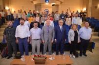 MUSTAFA BALOĞLU - Uşak'ta 'Matematik Öğretmenleri Mesleki Gelişim Çalıştayı'