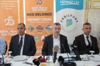 MUHSİN YAZICIOĞLU - Yeşilyurt'ta 25. Kültür, Kiraz Ve Spor Festivali Yapılacak