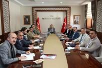 15 Temmuz Demokrasi Ve Milli Birlik Günü Anma Etkinlikleri Hazırlık Toplantısı Vali Pehlivan Başkanlığında Yapıldı