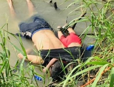 ABD sınırında kahreden görüntü!
