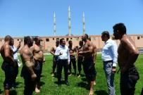 Ali Gürbüz 'Hedefim Kırkpınar'da Altın Kemer'