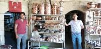 Anadolu'nun En Büyüklerinden Taşhan'da El Sanatları Yaşatılıyor