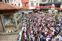 Araklı'daki Selde Hayatını Kaybeden 78 Yaşındaki Vatandaş Son Yolculuğuna Uğurlandı