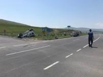 Ardahan'da Trafik Kazası Açıklaması 1 Ölü, 4 Yaralı