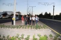 Başkan Arı, Belediye Çalışma Alanlarını Gezdi