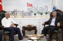 Başkan Çınar'dan Güder'e Festival Daveti