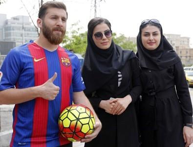 'Çakma Messi' 23 kadını taciz etmiş