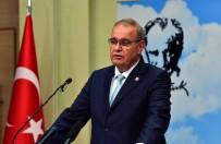 Zeytin Dalı Harekatı - CHP Sözcüsü Öztrak Açıklaması 'Hizmet Tüm Halk İçin Yapılacaktır'